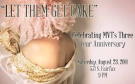 LET THEM GET CAKE