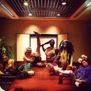THE BOARDROOM: TEE REX, GAZARII KAWAII, ILLIXIE, UHURA MOOR & @VIOLETTEPLANNETTE