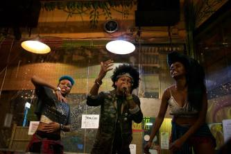TRIBAL CAFE | 12.15 | GO SEMI, CHELSEA MONE'T & UHURA MOOR