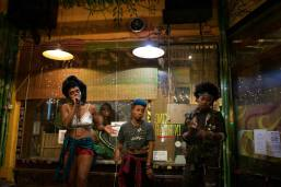 TRIBAL CAFE | 12.15 | UHURA MOOR, TEE REX, GO SEMI & CHELSEA MONE'T