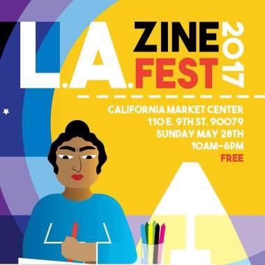 LA ZINE FEST 2017